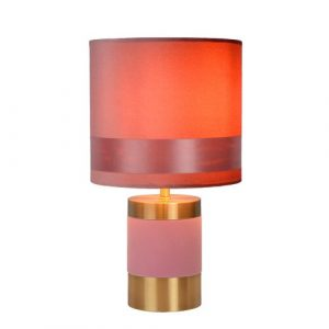 Extravaganza Frizzle 32cm Table Lamp Lucide Finish: Pink