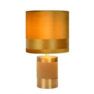 Extravaganza Frizzle 32cm Table Lamp Lucide Finish: Yellow