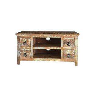 "Falcone TV Stand for TVs up to 48"" Highland Dunes"