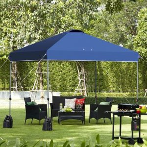 Floreat 8m x 8m Iron Pop Up Gazebo Dakota Fields