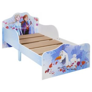 Frozen Toddler Bed Frame with Drawers Frozen