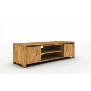 """Fugate TV Stand for TVs up to 65"""" Gracie Oaks Colour: Oak Joint"""