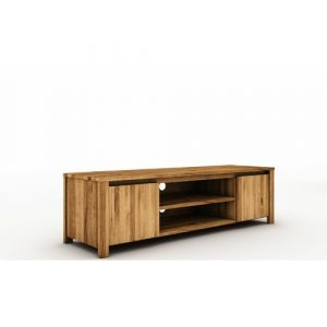 """Fugate TV Stand for TVs up to 65"""" Gracie Oaks Colour: Wild Oak"""