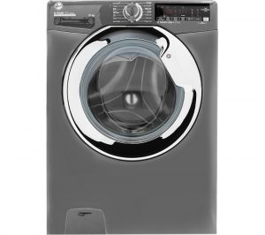 HOOVER H-Wash 300 H3WS610TAMCGE NFC 10 kg 1600 Spin Washing Machine - Graphite, Graphite