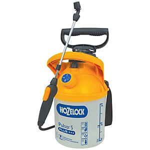 Hozelock Pulsar Plus Garden Sprayer - 5L x 6