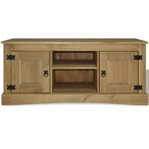 """Jaynes TV Stand for TVs up to 49"""" Brambly Cottage Colour: Beige"""