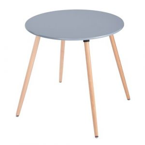 Kathryn Dining Table Isabelline Colour (Table Top): Grey