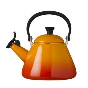 Kitchen and Table 1.6L Whistling Stovetop Kettle Le Creuset Colour: Volcanic