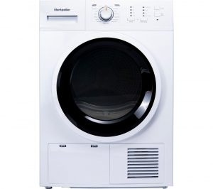 MONTPELLIER MCD8W 8 kg Condenser Tumble Dryer - White, White