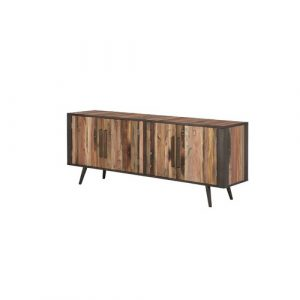 """Mabini TV Stand for TVs up to 60"""" Union Rustic"""