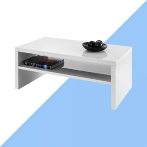 Mays Coffee Table with Storage Hashtag Home
