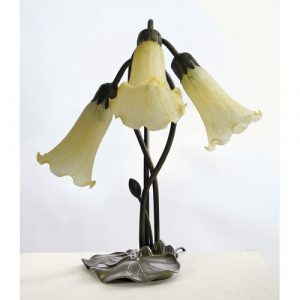 McKenney 44cm Table Lamp Ophelia & Co. Shade Colour: Beige