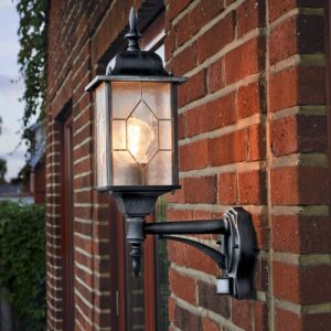 Milano Classic 1 Light Outdoor Wall Lantern Konstsmide