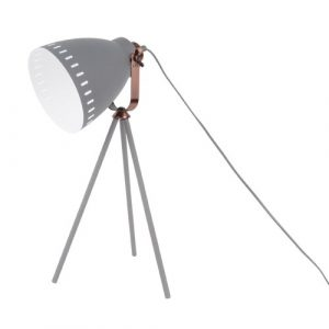 Mingle 54cm Tripod Table Lamp Leitmotiv Finish: Grey