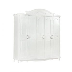 Monson 5 Door Wardrobe Fleur De Lis Living