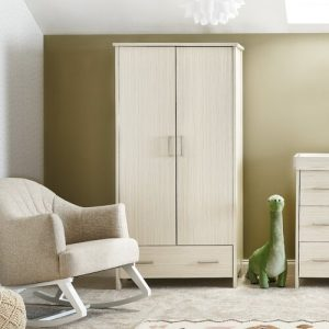 Nika 2 Door Wardrobe Obaby