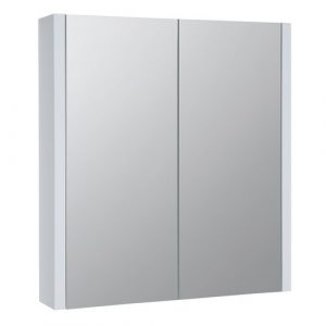 Purity 60cm x 65cm Surface Mount Mirror Cabinet K-Vit