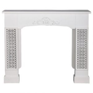 Rupert Fireplace Mantel Surround Fleur De Lis Living