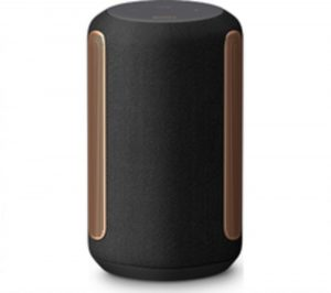 SONY SRS-RA3000 Wireless Multi-room Speaker - Black, Black