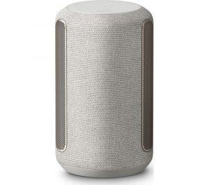 SONY SRS-RA3000 Wireless Multi-room Speaker - Light Grey, Grey