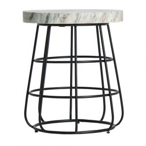Stainz Side Table Ebern Designs
