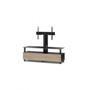 "TV Stand for TVs up to 55"" Brayden Studio Colour: Oak"