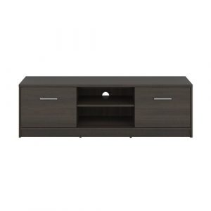 """TV Stand for TVs up to 60"""" Black Red White"""