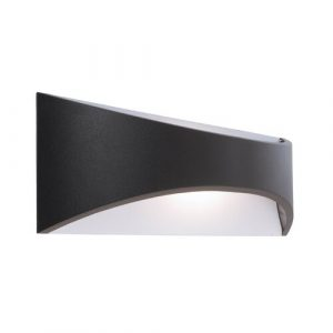 Uria LED Outdoor Sconce Deko Light Size: 12 cm H x 30 cm W x 9.7cm D