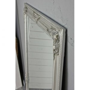 Wall Mirror Lily Manor Finish: nickel