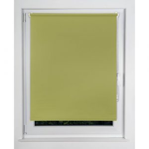 Win Blackout Roller Blind mydeco® Finish: Green, Size: 160cm L x 120cm W