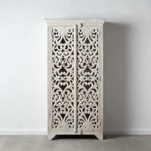 Windermere 2 Door Wardrobe Fleur De Lis Living