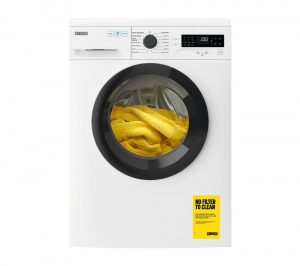 ZANUSSI ZWF845B4DG 8 kg 1400 Spin Washing Machine - White, White