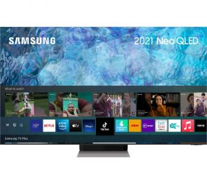 "65"" SAMSUNG QE65QN900ATXXU Smart 8K HDR Neo QLED TV with Bixby, Alexa & Google Assistant"