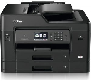 BROTHER MFCJ6930DW All-in-One Wireless A3 Inkjet Printer with Fax