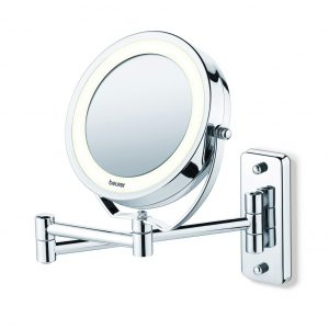 Beurer BS59 Illuminated Wall Cosmetic Mirror