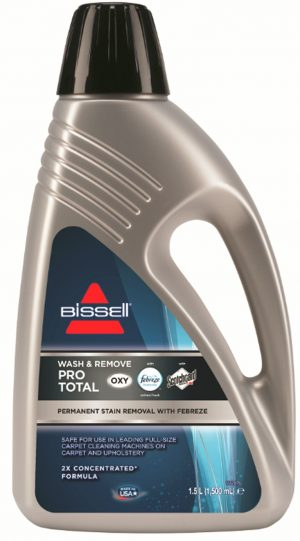 Bissell Wash and Remove Pro Total 1.5L Cleaning Solution