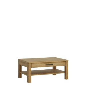 Cortana Grandson Oak 1 Drawer Coffee Table