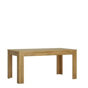 Cortana Grandson Oak Extending Dining Table