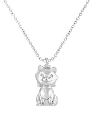 Disney Silver Coloured Aristocats Carded Pendant Necklace