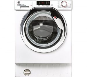 HOOVER H-Wash 300 HBWS 49D2ACE Integrated 9 kg 1400 Spin Washing Machine, White
