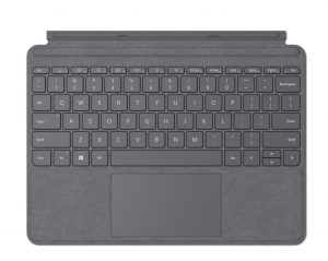 Microsoft Surface Go / Go 2 Type Cover - Charcoal