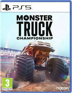 Monster Truck Championship PS5 Game