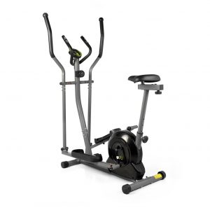 Opti Magnetic 2 in 1 Cross Trainer and Exercise Bike