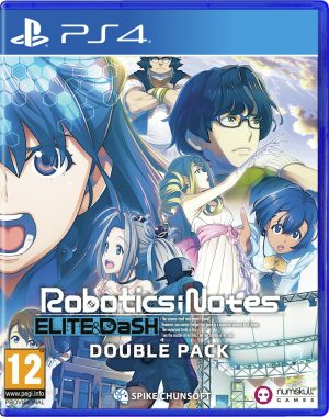 Robotics Notes Double Pack PS4 Game