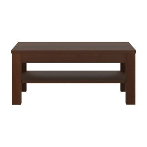 Sovereign Coffee Table with Shelf