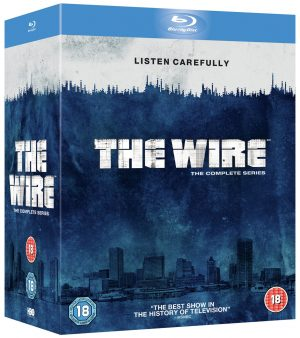 The Wire: Complete Series Blu-ray Box Set