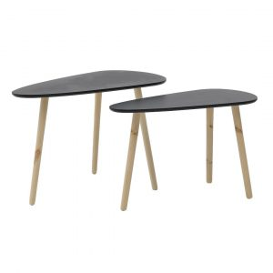 Voss 2 Piece Coffee Table Set