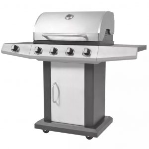 46.5cm Cooking Zone Portable Electric Barbecue