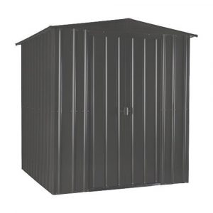 6 ft. W x 3 ft. D Metal Garden Shed