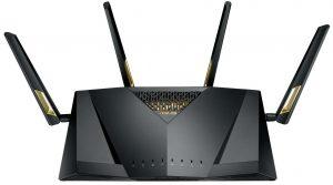 ASUS RT-AX88U AX6000 Dual Band Wireless Router